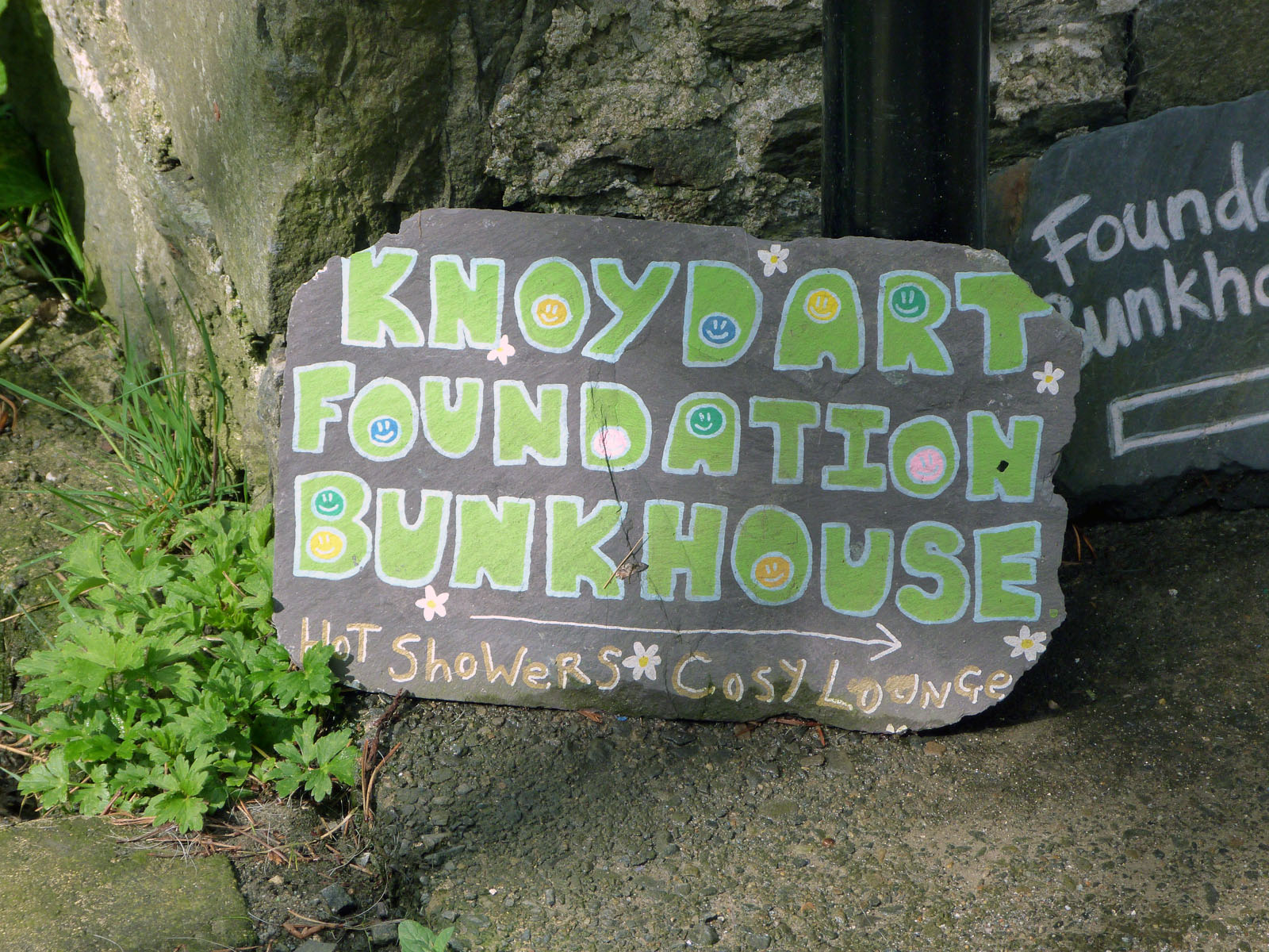 About the Knoydart Bunkhouse