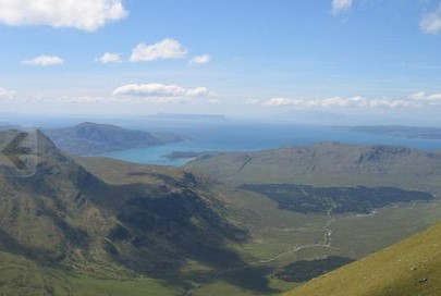 About Knoydart
