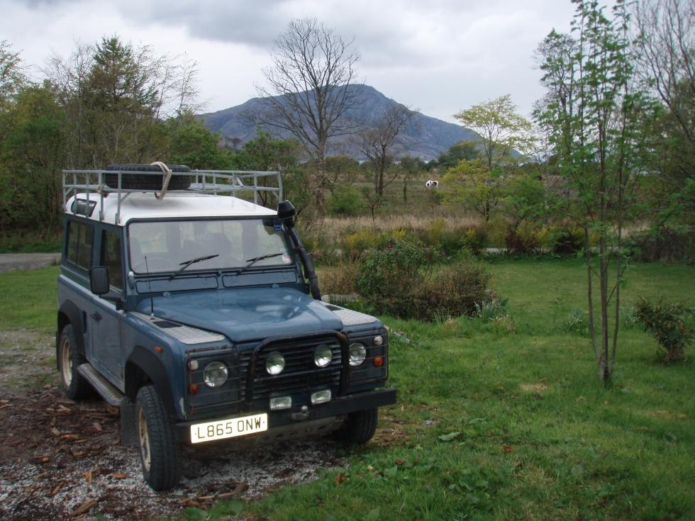 Knoydart Public Walks and Land Rover Tours