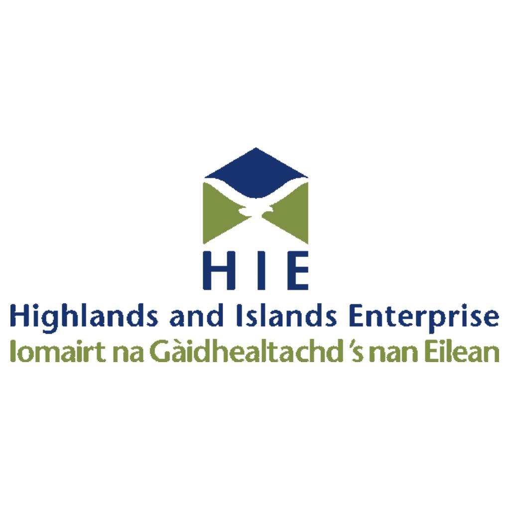 Highlands and Islands Enterprise Logo