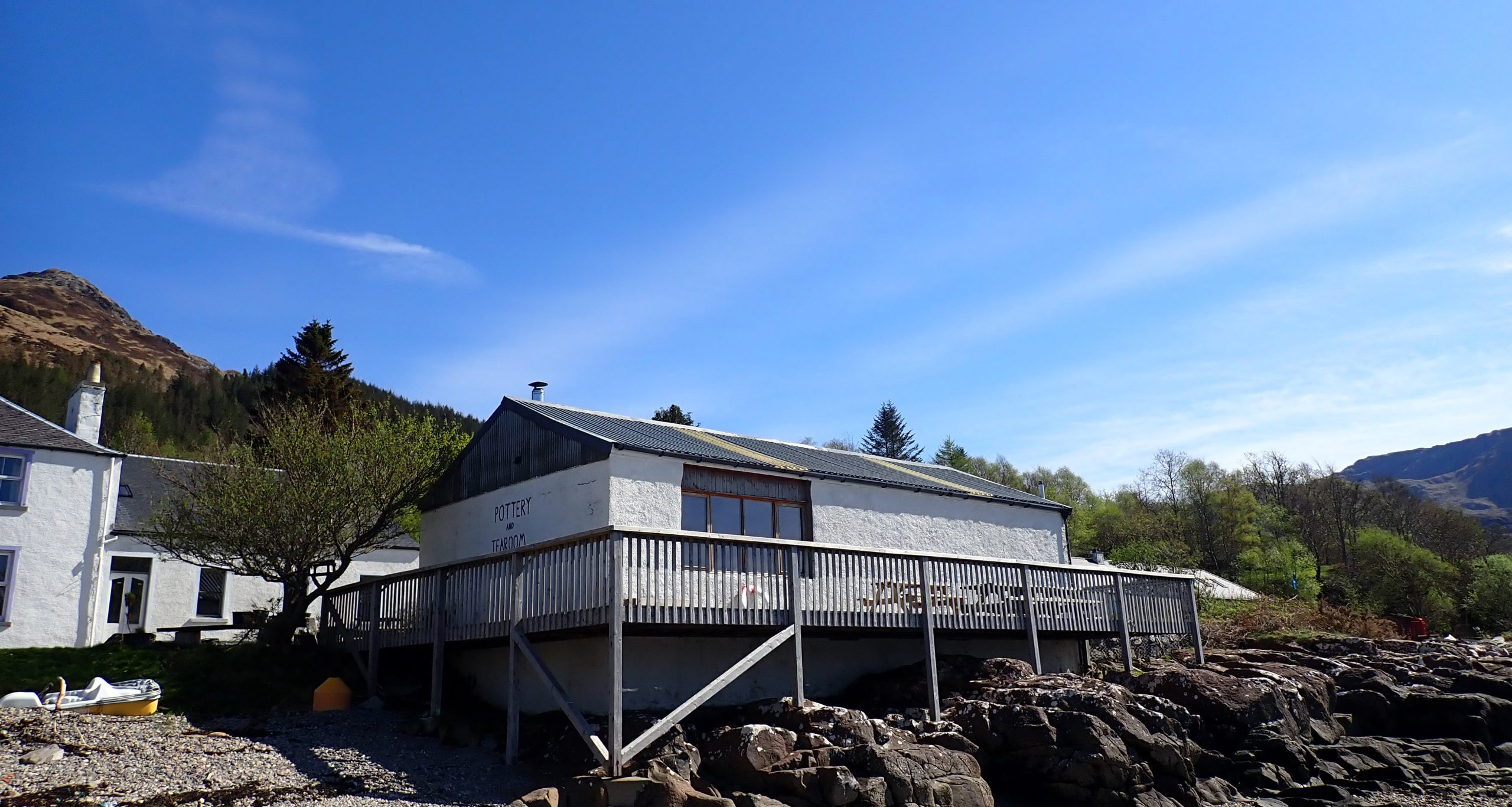 Support for Local Business on Knoydart