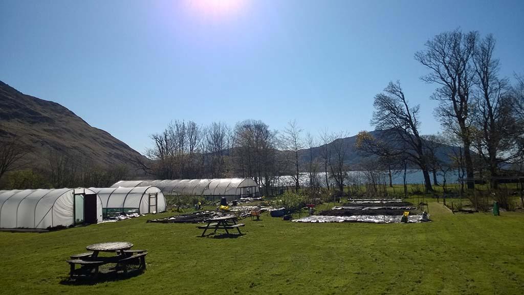 Knoydart Community Garden