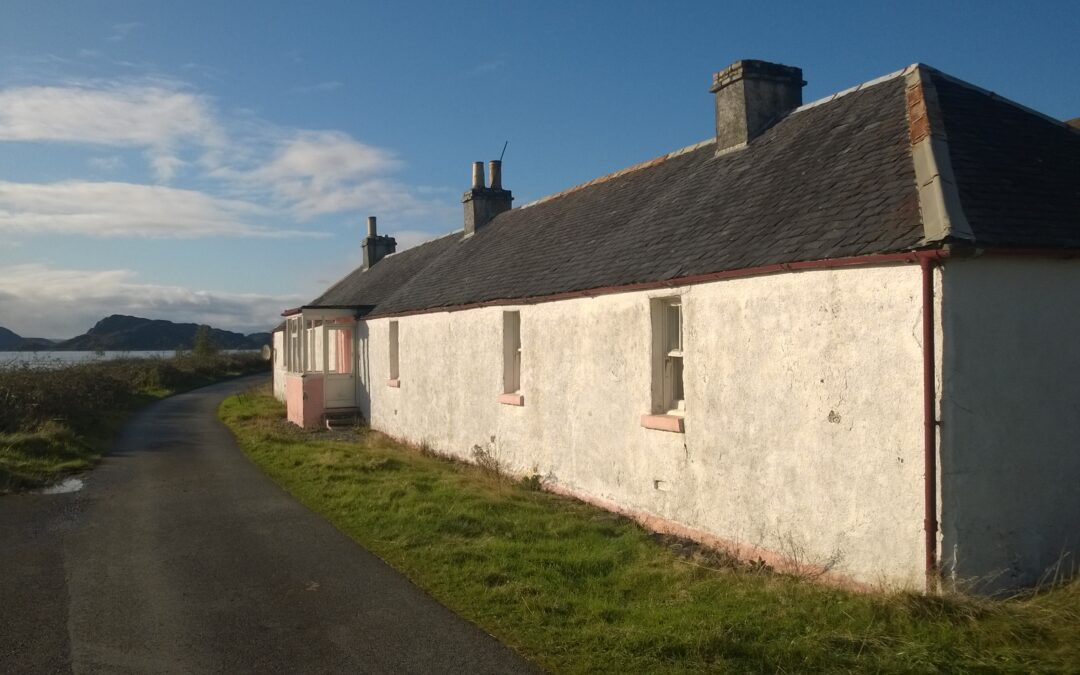 Knoydart Foundation secure £391,000 to acquire 111 acres including Millburn Cottage.